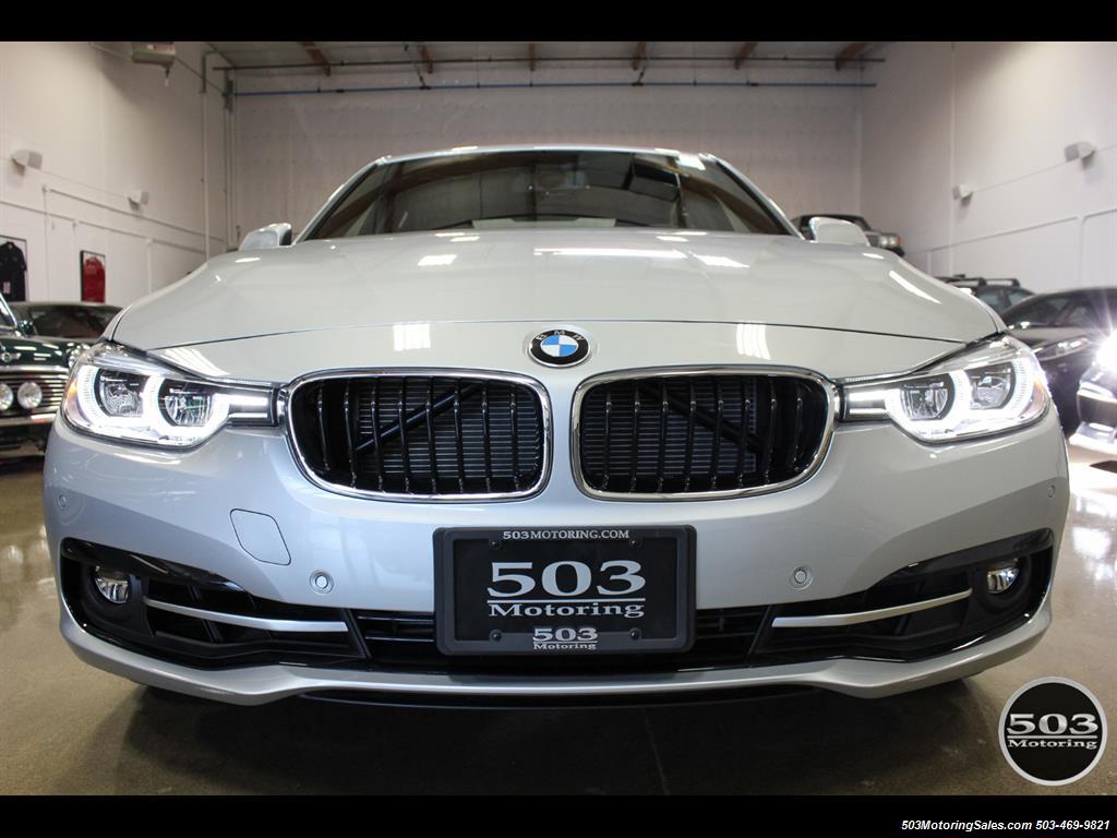 2016 BMW 328i xDrive; Silver/Black w/ Less than 250 Miles! - Photo 8 - Beaverton, OR 97005