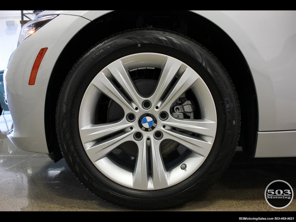 2016 BMW 328i xDrive; Silver/Black w/ Less than 250 Miles! - Photo 18 - Beaverton, OR 97005