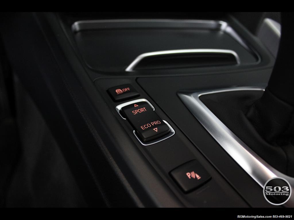 2016 BMW 328i xDrive; Silver/Black w/ Less than 250 Miles! - Photo 30 - Beaverton, OR 97005