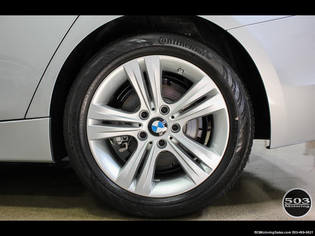 2016 BMW 328i xDrive; Silver/Black w/ Less than 250 Miles! - Photo 19 - Beaverton, OR 97005