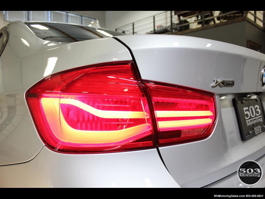 2016 BMW 328i xDrive; Silver/Black w/ Less than 250 Miles! - Photo 14 - Beaverton, OR 97005