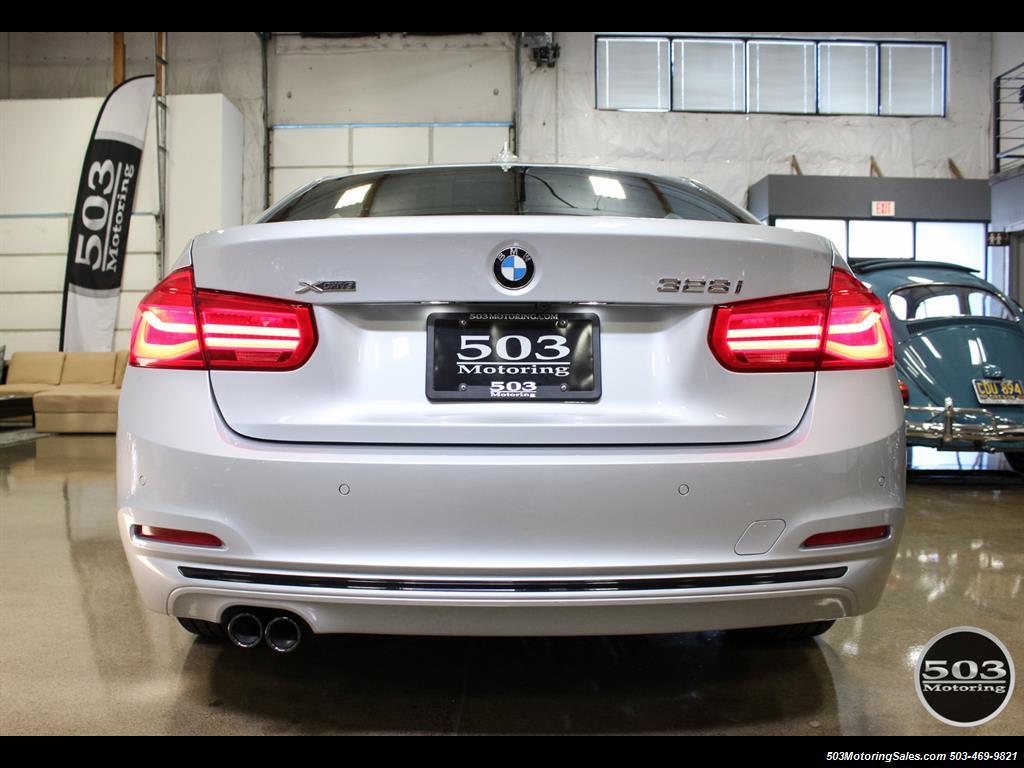 2016 BMW 328i xDrive; Silver/Black w/ Less than 250 Miles! - Photo 4 - Beaverton, OR 97005