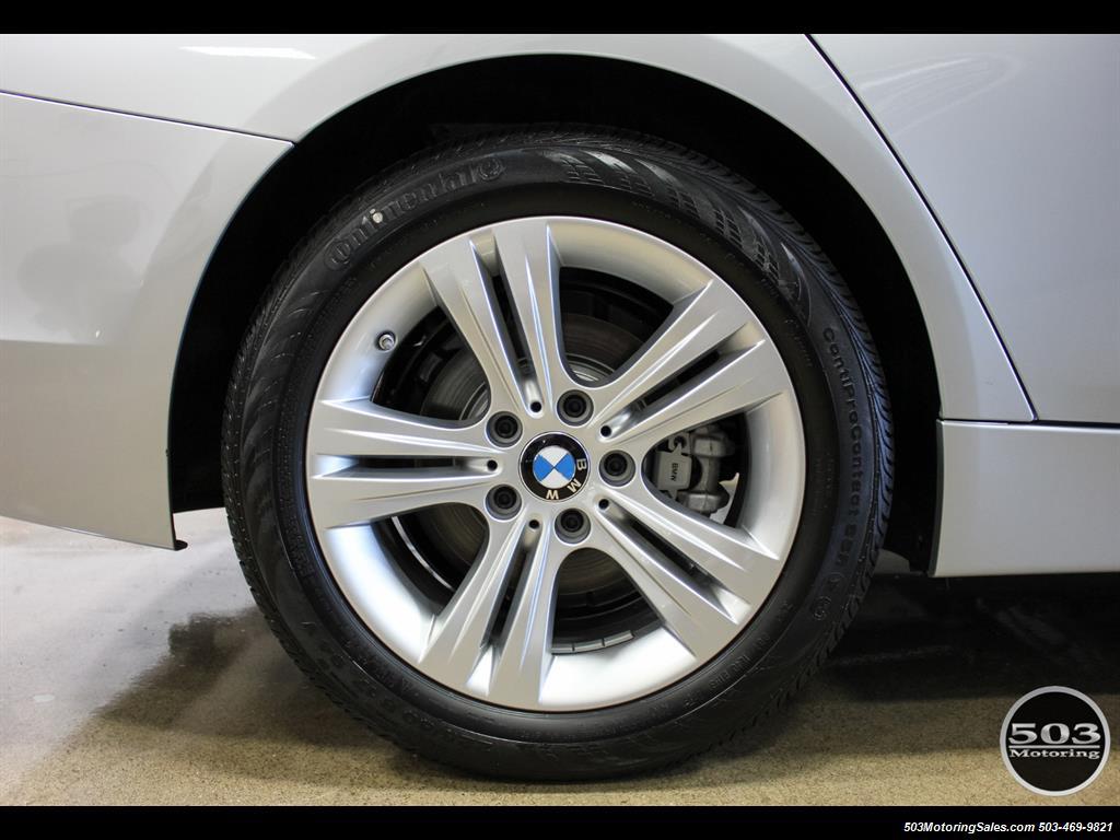 2016 BMW 328i xDrive; Silver/Black w/ Less than 250 Miles! - Photo 20 - Beaverton, OR 97005