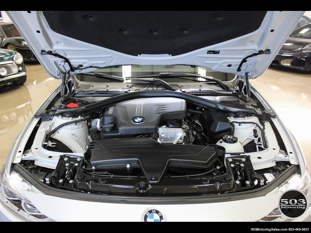 2016 BMW 328i xDrive; Silver/Black w/ Less than 250 Miles! - Photo 44 - Beaverton, OR 97005