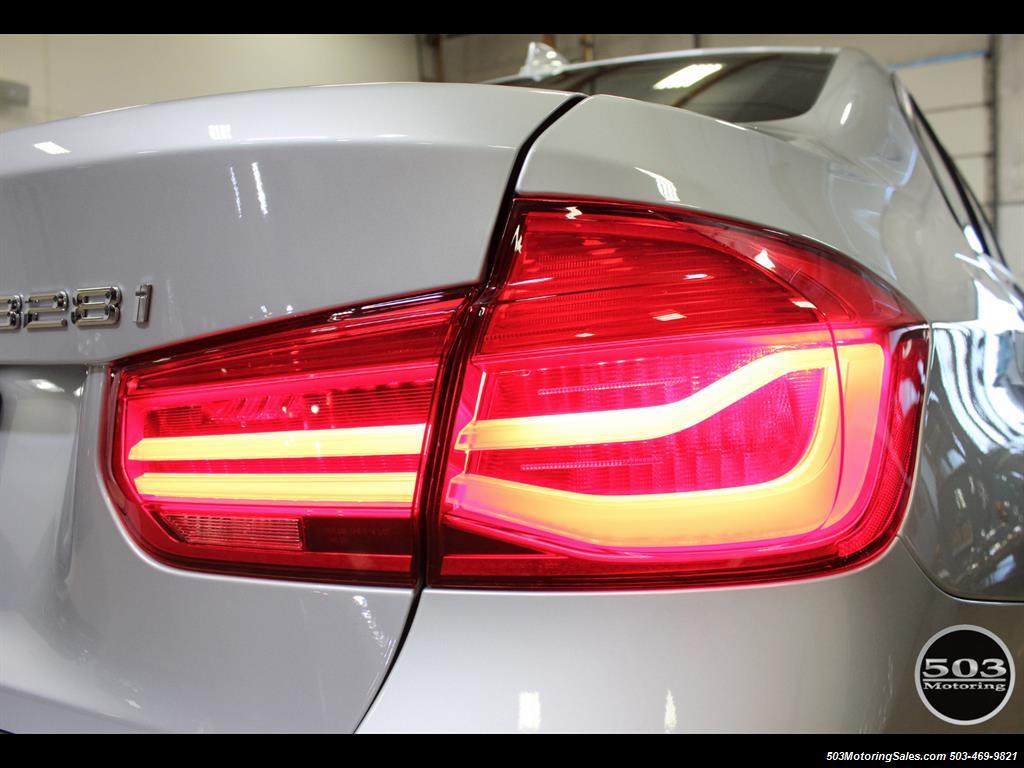2016 BMW 328i xDrive; Silver/Black w/ Less than 250 Miles! - Photo 15 - Beaverton, OR 97005