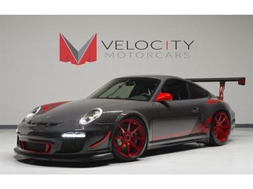 2010 Porsche 911 GT3 RS WC 4.0 RS Coupe