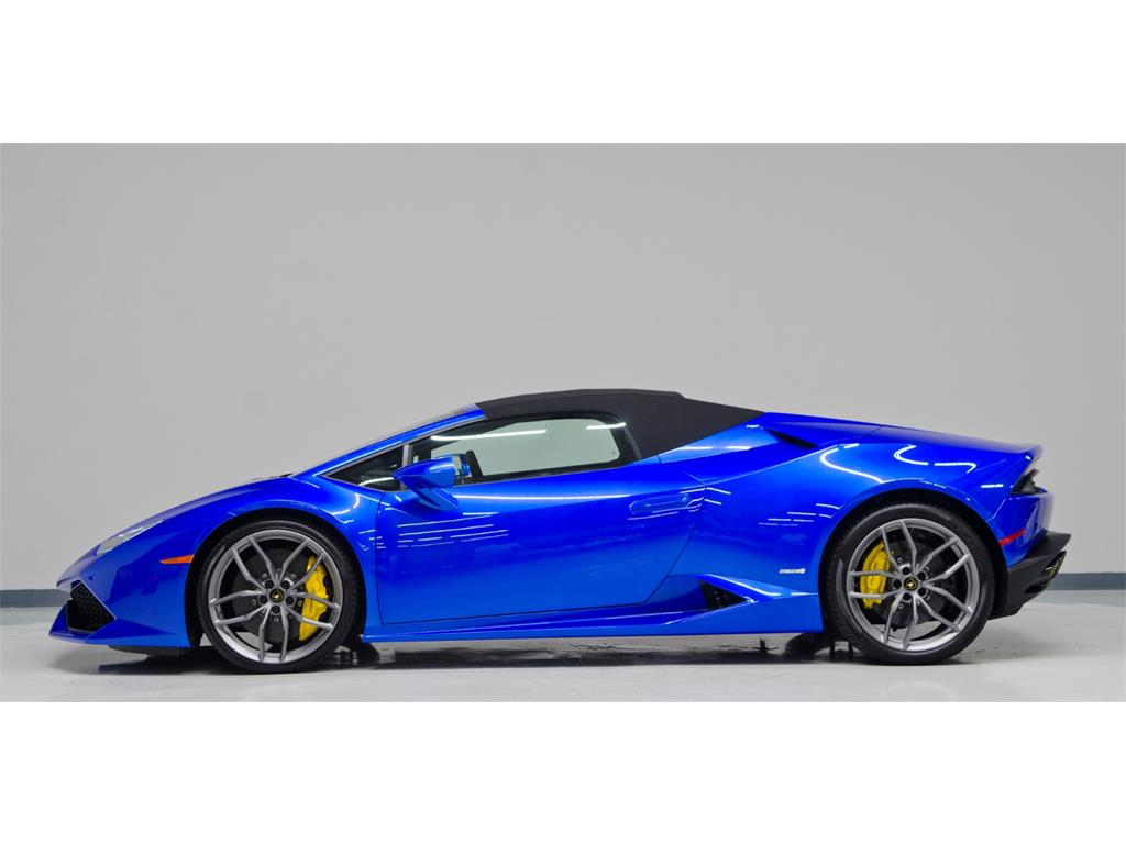 2 Door Convertible >> Velocity Motorcars - Photos for 2016 Lamborghini Huracan LP 610-4 Spyder