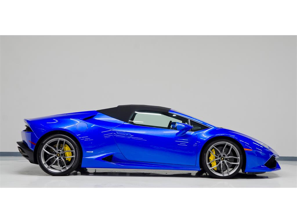 2 Door Convertible >> Velocity Motorcars - Photos for 2016 Lamborghini Huracan LP 610-4 Spyder