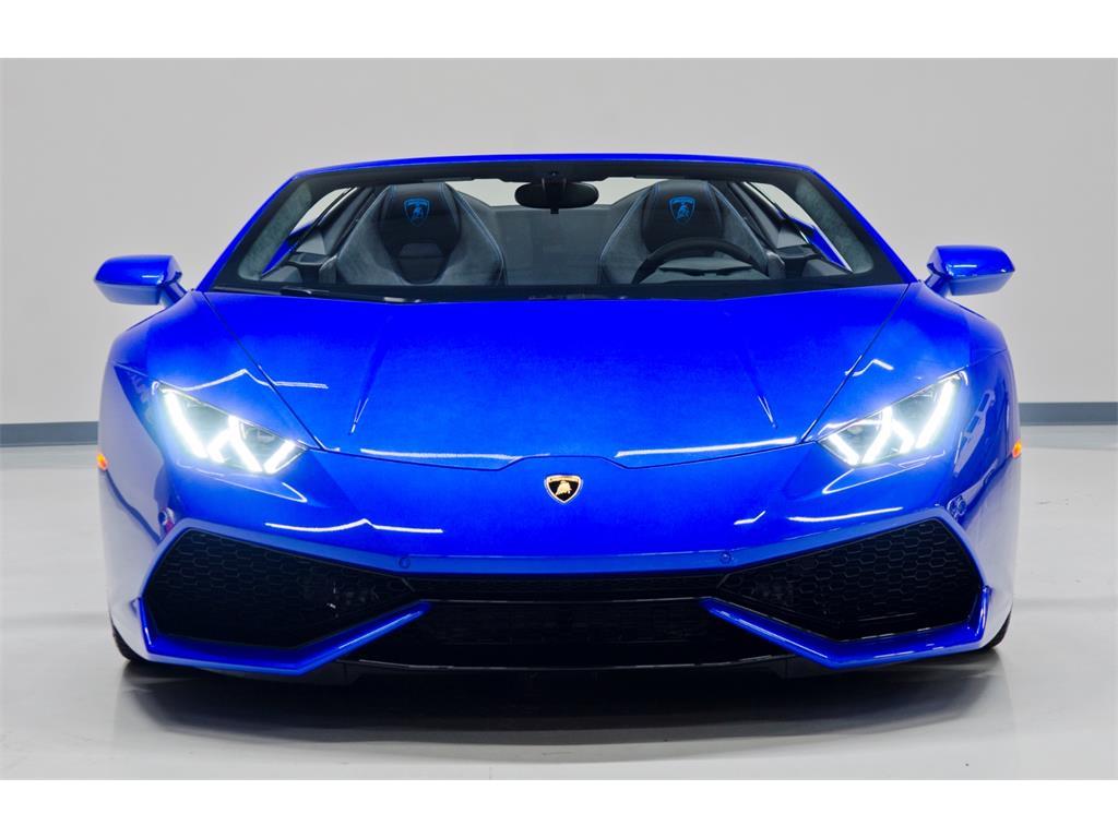 Velocity Motorcars Photos For 2016 Lamborghini Huracan Lp 610 4 Spyder