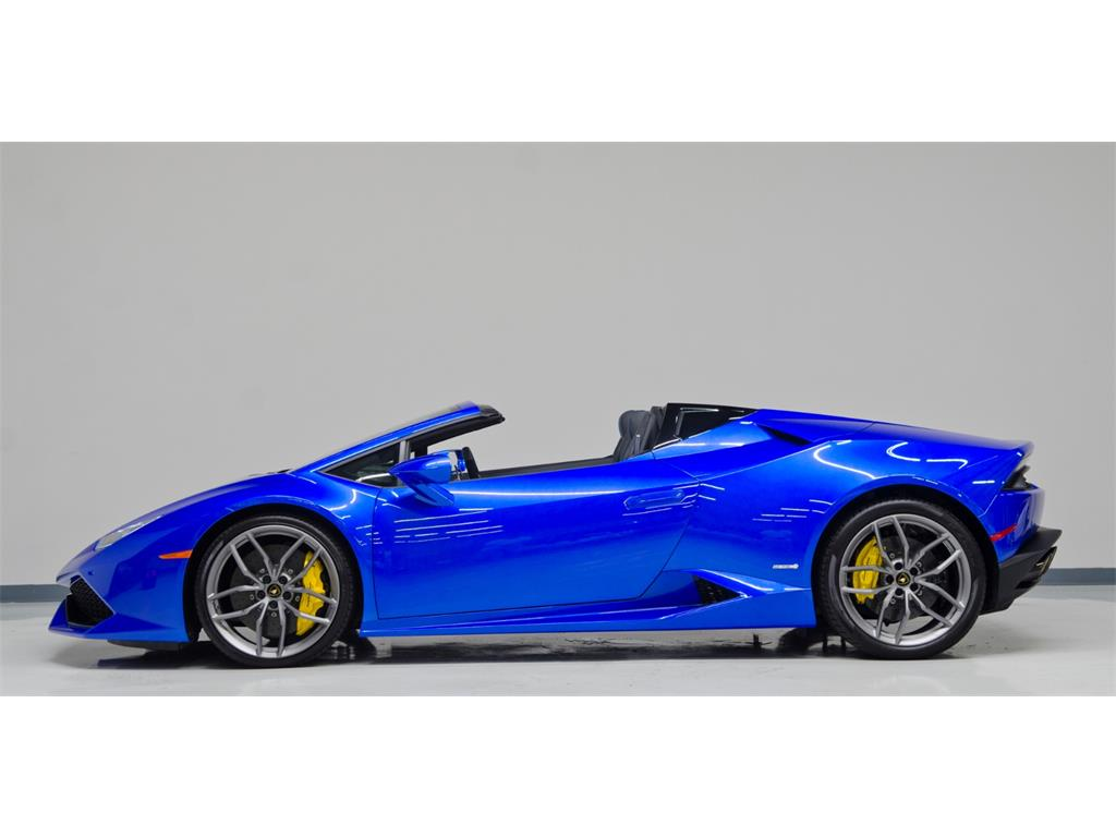 4 Door Convertible >> Velocity Motorcars - Photos for 2016 Lamborghini Huracan ...