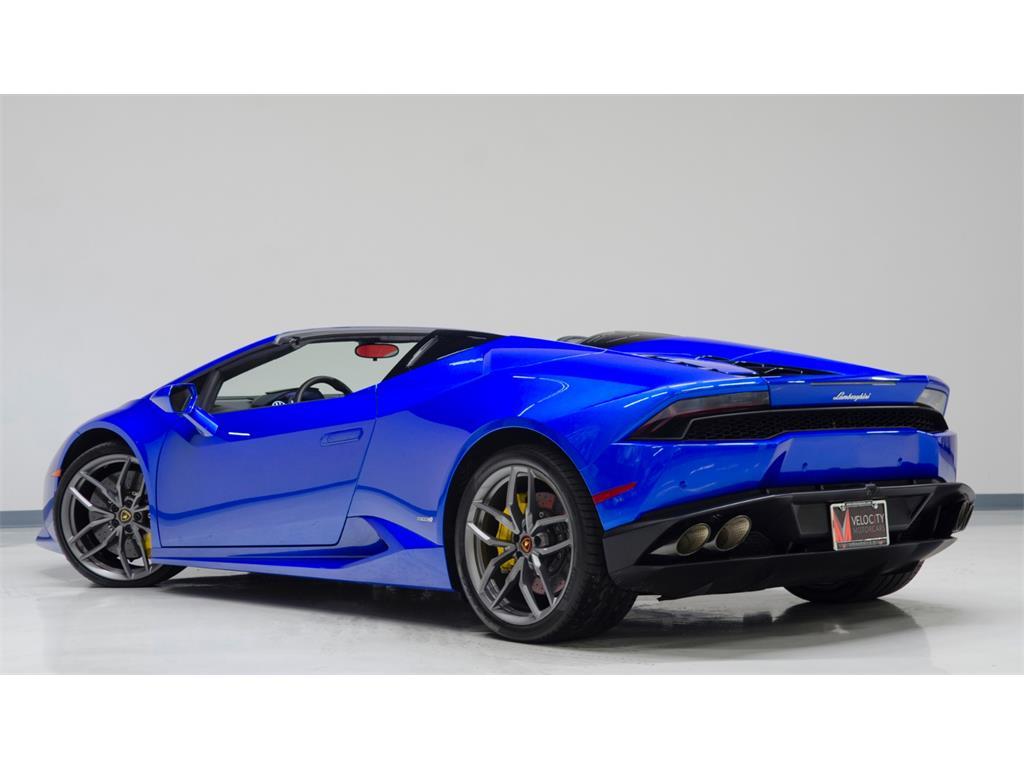 Velocity Motorcars - Photos for 2016 Lamborghini Huracan ...