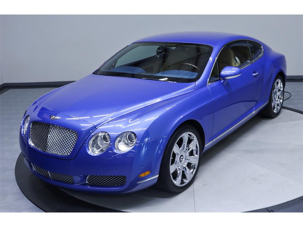 2007 Bentley Continental GT - Photo 47 - Nashville, TN 37217