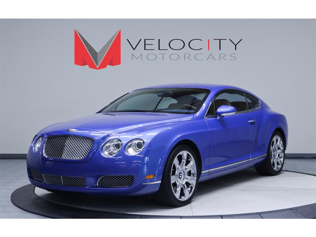 2007 Bentley Continental GT - Photo 1 - Nashville, TN 37217