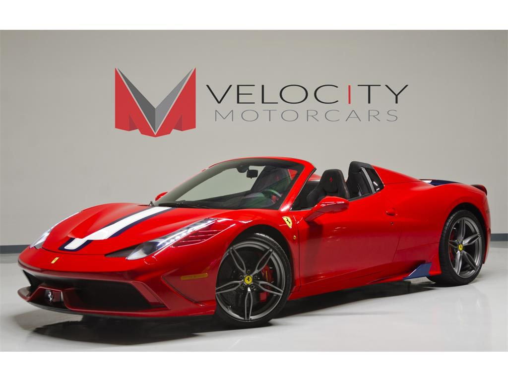 2015 Ferrari 458 Speciale Aperta For Sale In Nashville Tn