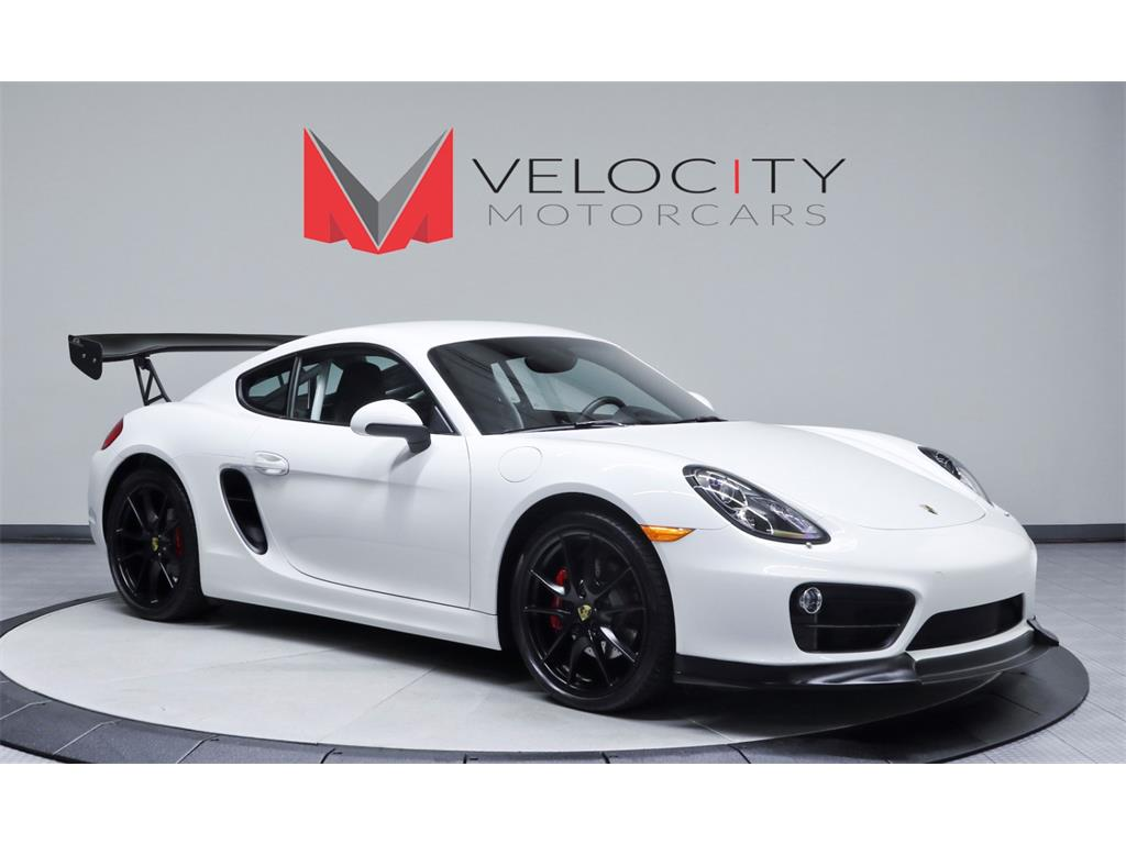 2016 Porsche Cayman S - Photo 2 - Nashville, TN 37217