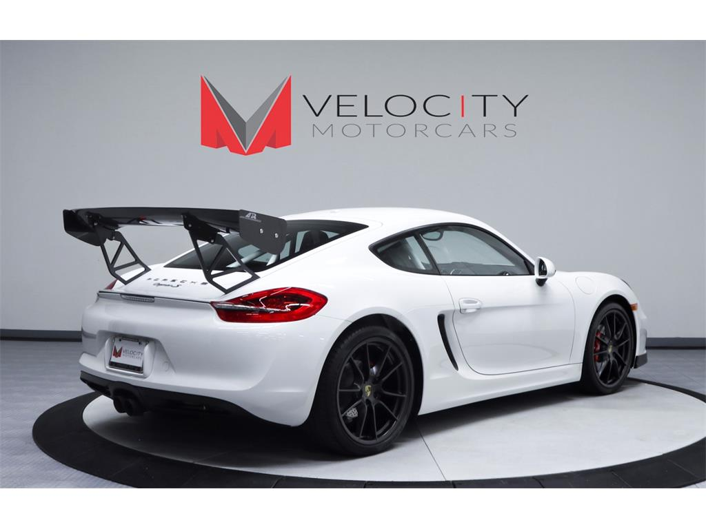 2016 Porsche Cayman S - Photo 4 - Nashville, TN 37217