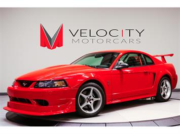 2000 Ford Mustang Cobra R Coupe