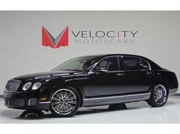 2013 Bentley Continental Flying Spur Speed Sedan