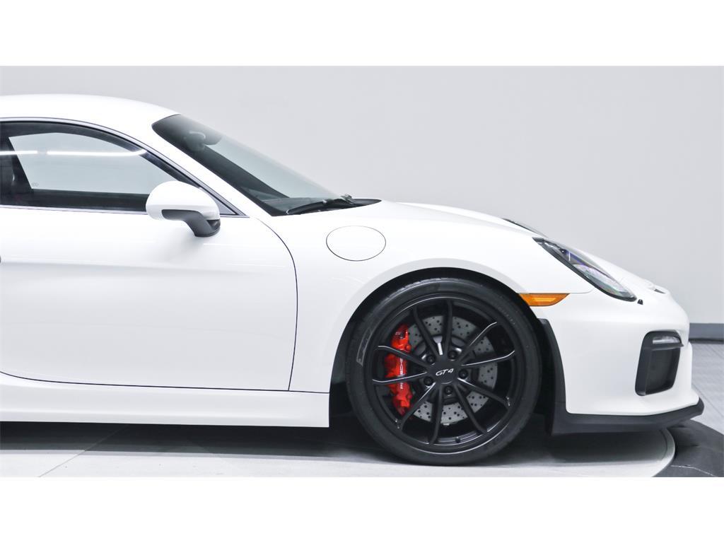 2016 Porsche Cayman GT4 - Photo 34 - Nashville, TN 37217
