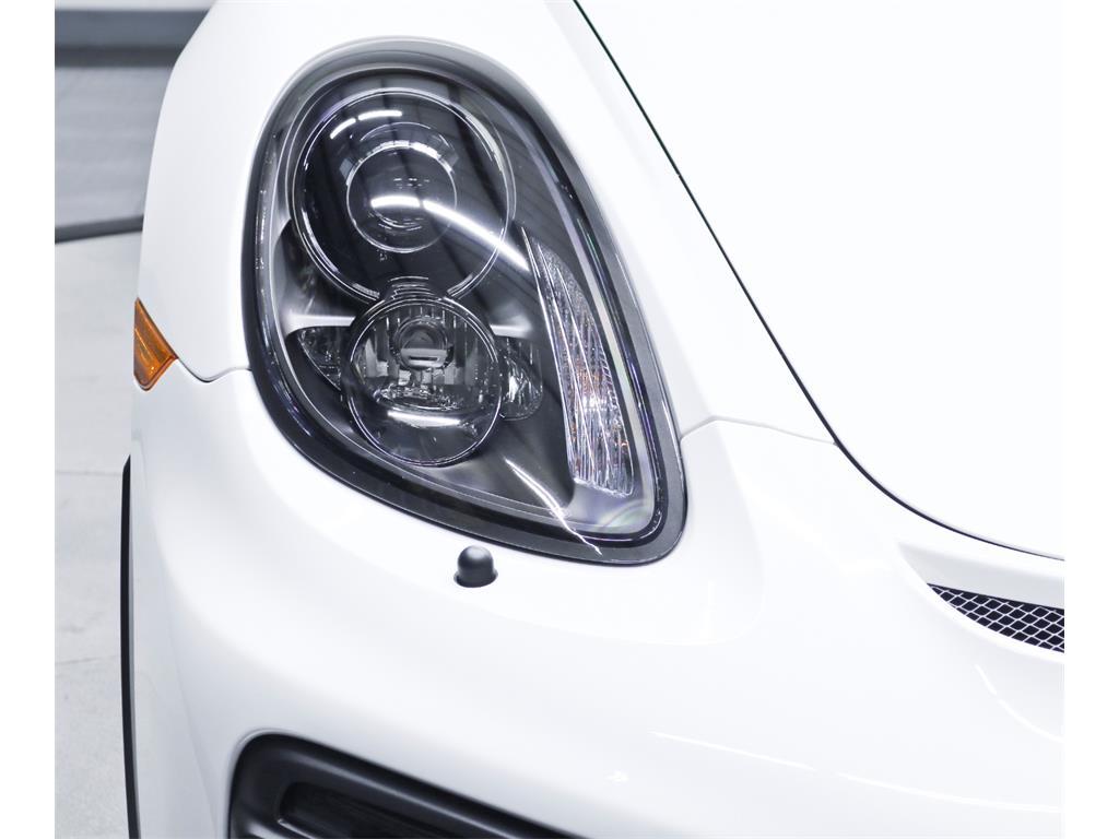 2016 Porsche Cayman GT4 - Photo 42 - Nashville, TN 37217