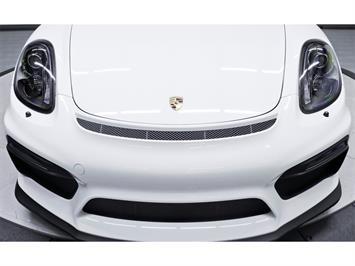 2016 Porsche Cayman GT4 - Photo 44 - Nashville, TN 37217
