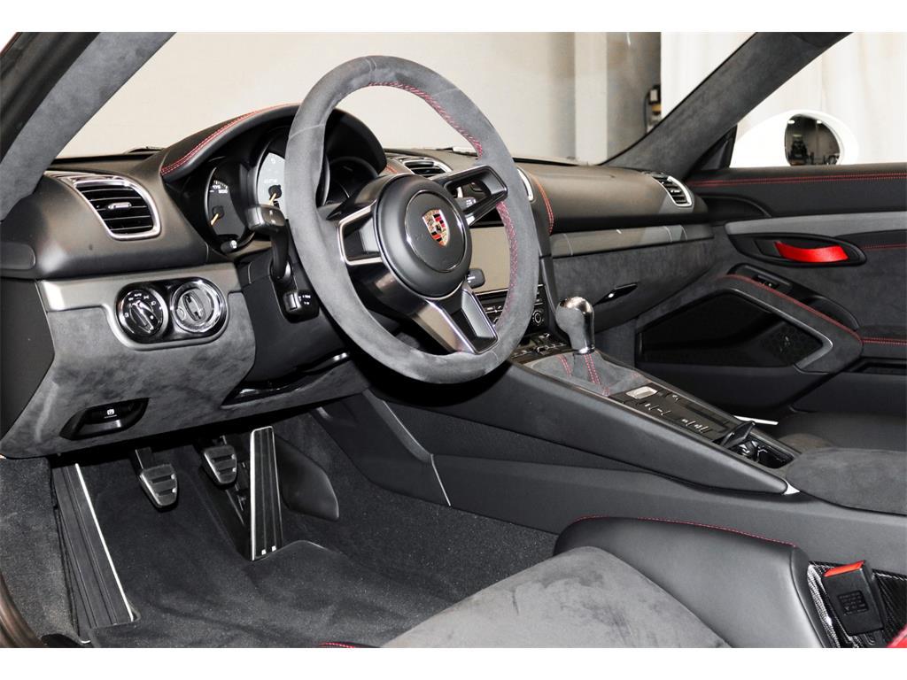 2016 Porsche Cayman GT4 - Photo 16 - Nashville, TN 37217