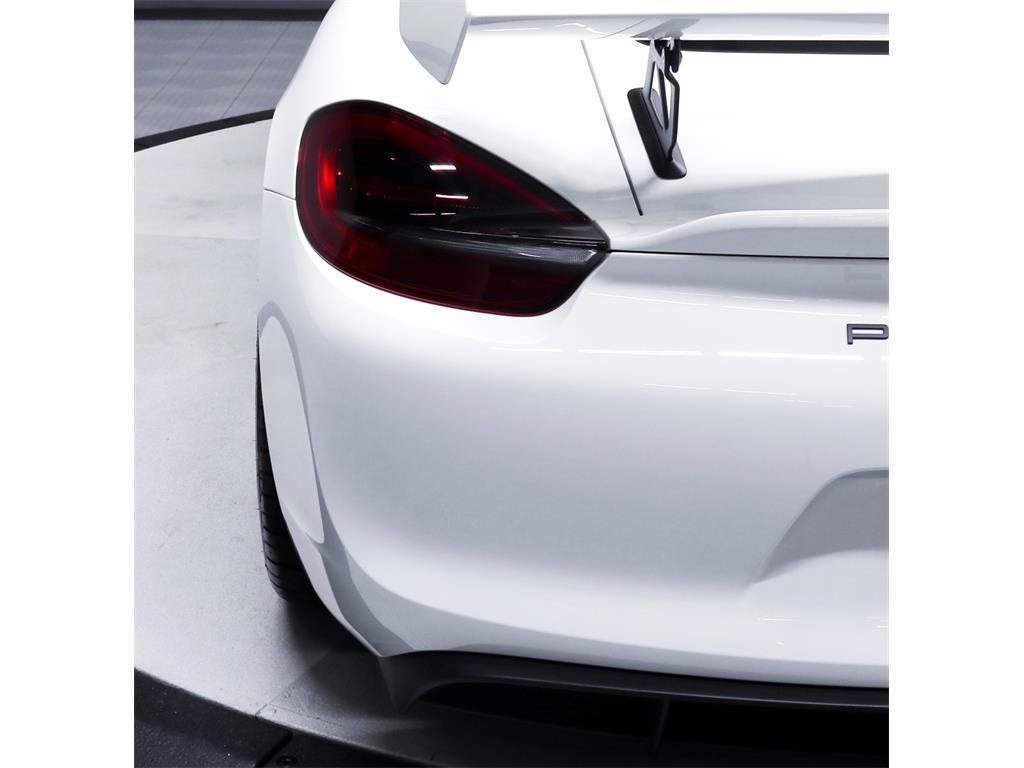 2016 Porsche Cayman GT4 - Photo 13 - Nashville, TN 37217
