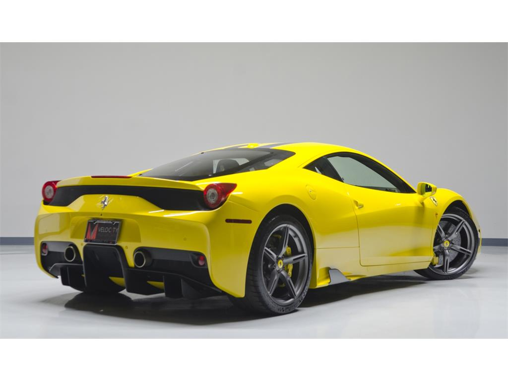 2014 ferrari 458 speciale photo 33 nashville tn 37217 - Ferrari 2014 Yellow