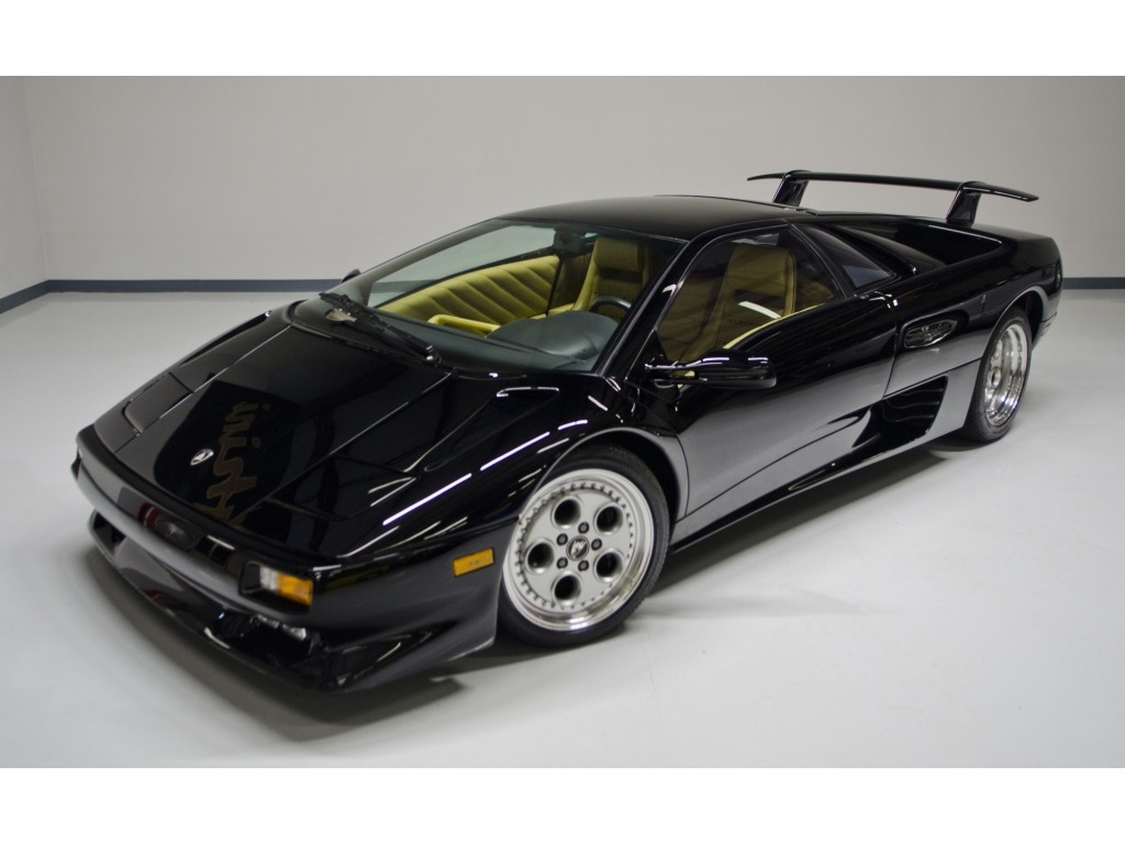 1994 Lamborghini Diablo VT - Photo 7 - Nashville, TN 37217