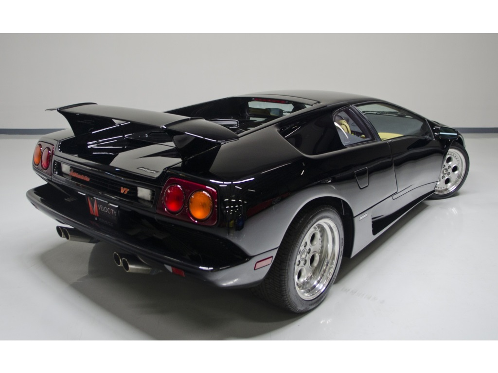 1994 Lamborghini Diablo VT - Photo 32 - Nashville, TN 37217