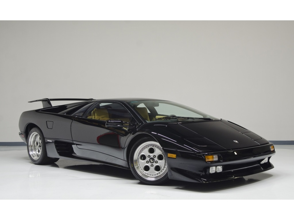 1994 Lamborghini Diablo VT - Photo 24 - Nashville, TN 37217