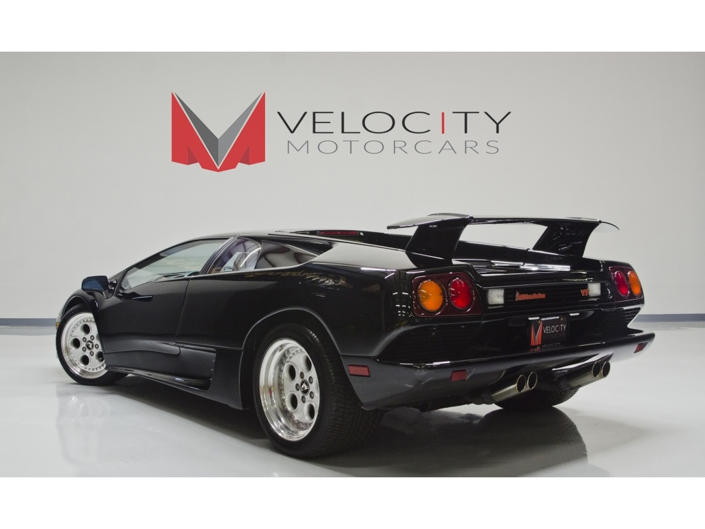 1994 Lamborghini Diablo VT - Photo 3 - Nashville, TN 37217