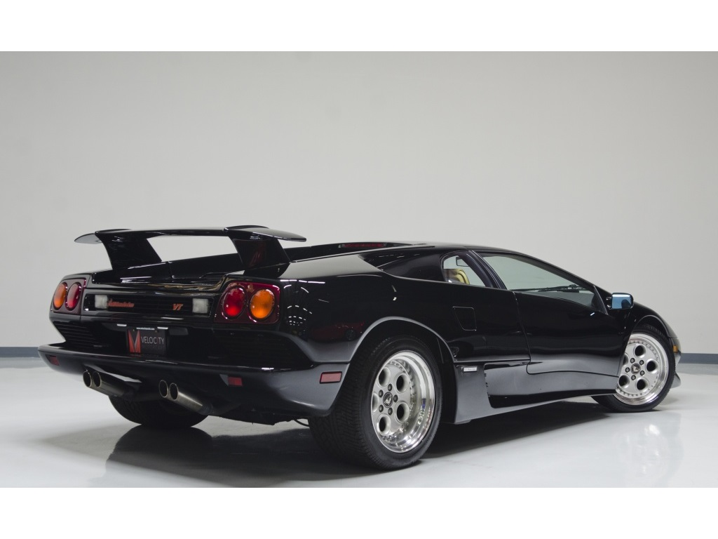 1994 Lamborghini Diablo VT - Photo 31 - Nashville, TN 37217