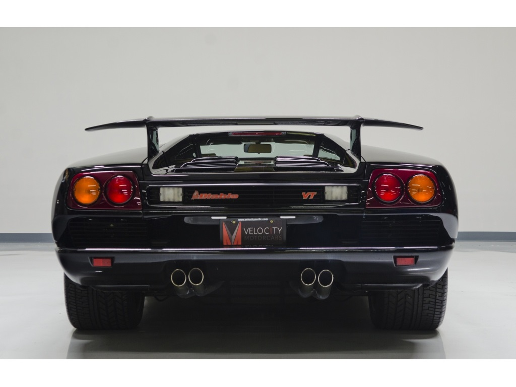 1994 Lamborghini Diablo VT - Photo 33 - Nashville, TN 37217