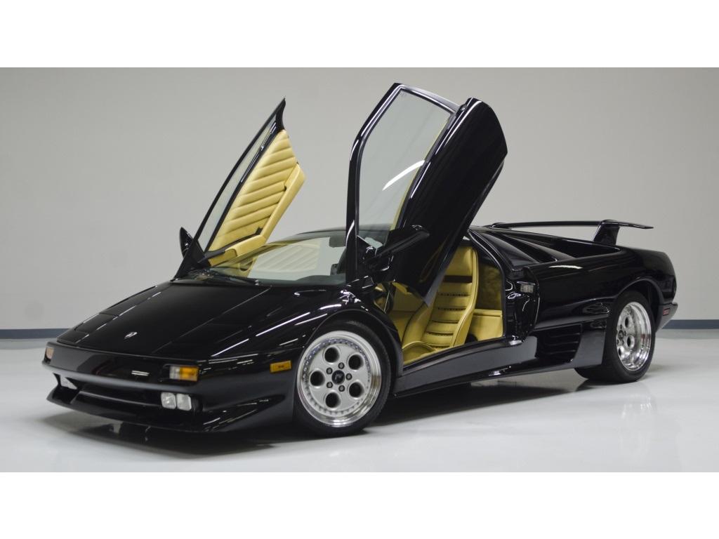 1994 Lamborghini Diablo VT - Photo 8 - Nashville, TN 37217