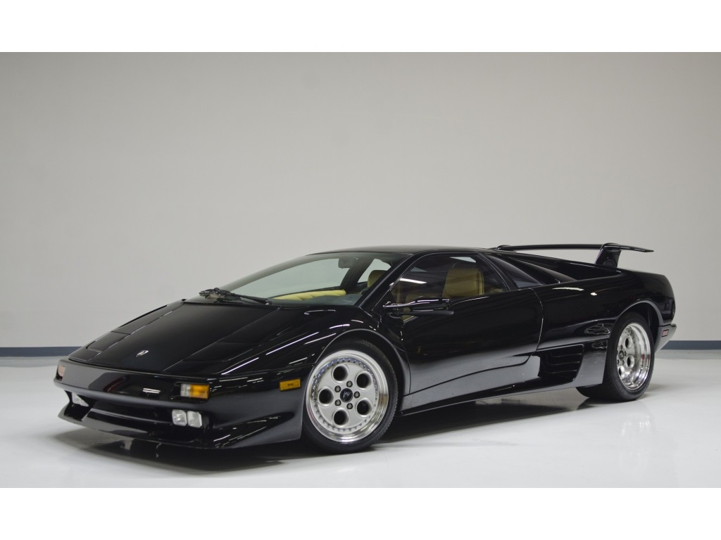 1994 Lamborghini Diablo VT - Photo 56 - Nashville, TN 37217