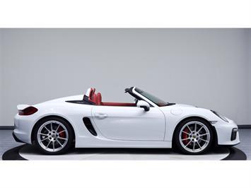 2016 Porsche Boxster Spyder - Photo 13 - Nashville, TN 37217