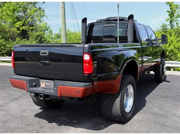 2008 Ford F-350 Super Duty King Ranch 4dr Crew Cab - Photo 40 - Nashville, TN 37217