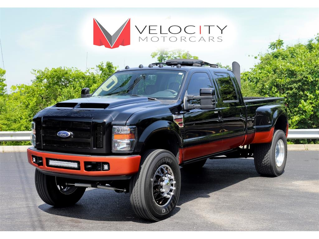 2008 Ford F-350 Super Duty King Ranch 4dr Crew Cab - Photo 1 - Nashville, TN 37217