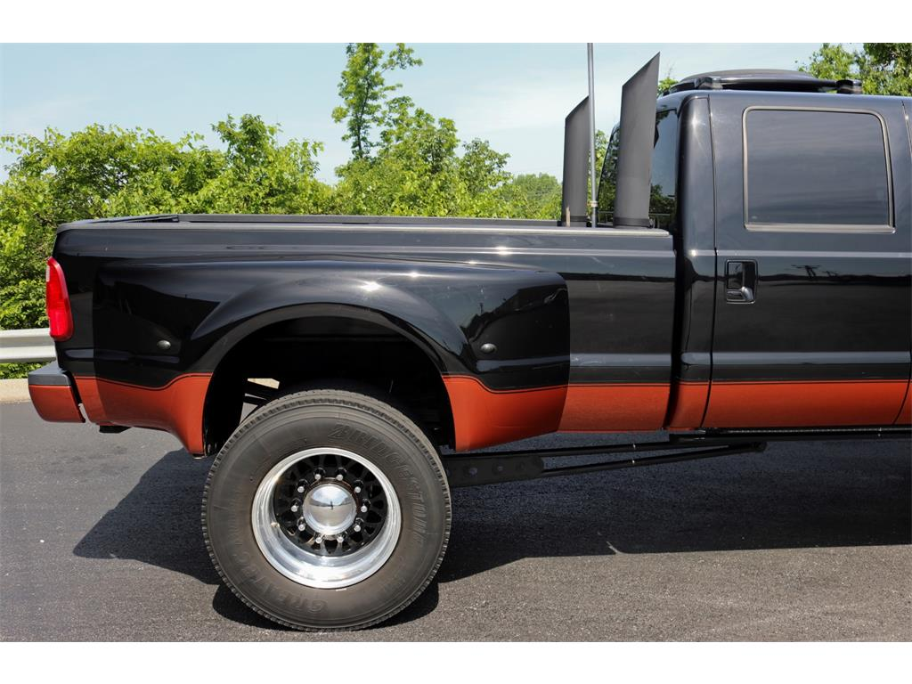 2008 Ford F-350 Super Duty King Ranch 4dr Crew Cab - Photo 44 - Nashville, TN 37217