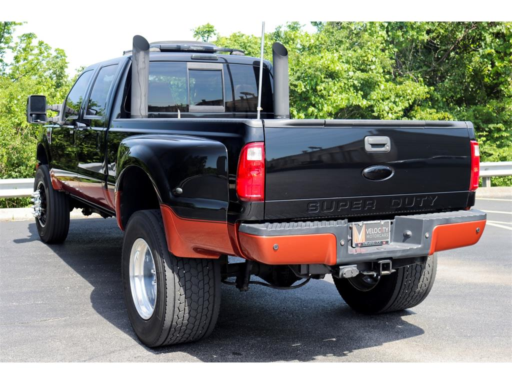 2008 Ford F-350 Super Duty King Ranch 4dr Crew Cab - Photo 41 - Nashville, TN 37217