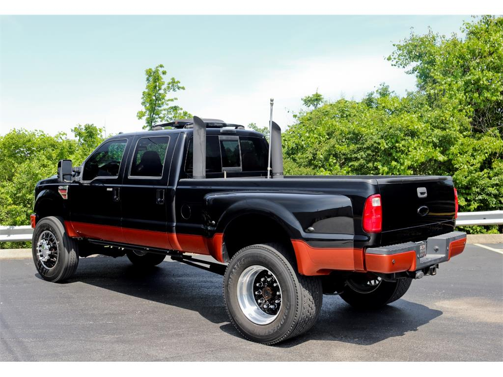 2008 Ford F-350 Super Duty King Ranch 4dr Crew Cab - Photo 52 - Nashville, TN 37217