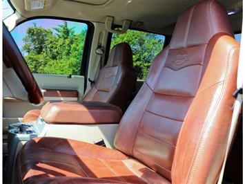 2008 Ford F-350 Super Duty King Ranch 4dr Crew Cab - Photo 17 - Nashville, TN 37217