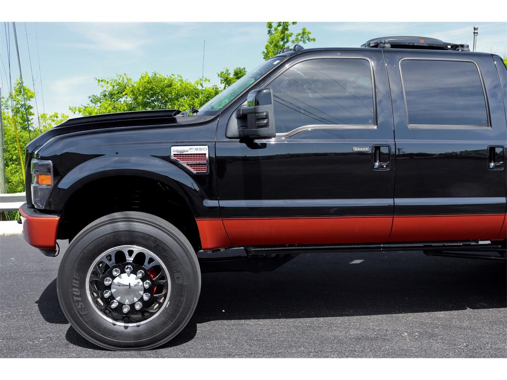 2008 Ford F-350 Super Duty King Ranch 4dr Crew Cab - Photo 33 - Nashville, TN 37217