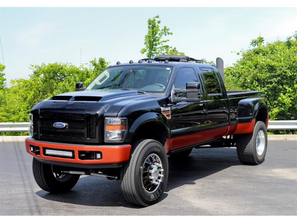 2008 Ford F-350 Super Duty King Ranch 4dr Crew Cab - Photo 49 - Nashville, TN 37217