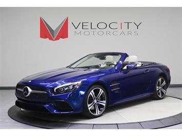 2017 Mercedes-Benz SL 450 Convertible