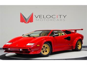 1988 Lamborghini Countach 5000 Quattrovalvole Coupe