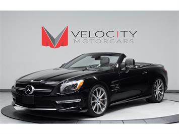 2013 Mercedes-Benz SL 63 AMG Convertible
