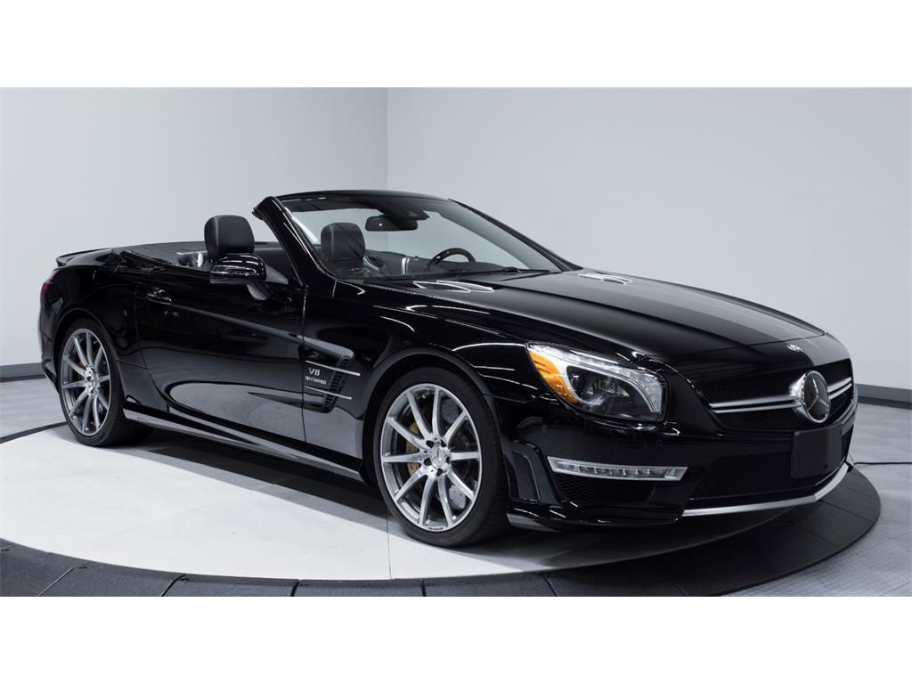 2013 Mercedes-Benz SL 63 AMG - Photo 20 - Nashville, TN 37217