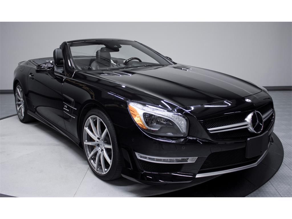 2013 Mercedes-Benz SL 63 AMG - Photo 30 - Nashville, TN 37217